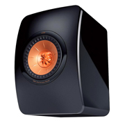 KEF LS50 High Gloss Black
