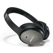 Bose QuietComfort 25 Black для Apple