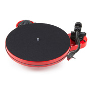 Pro-Ject RPM 1 Carbon DC (2M Red) Red Gloss