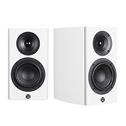 System Audio SA Legend 5 Silverback White Satin