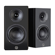 System Audio SA Legend 5 Silverback + Stereo Hub, Black Satin